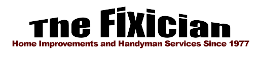 The Fixician: Home Repair and Maintenance